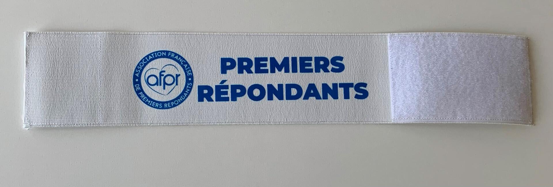Brassard Premier Répondant