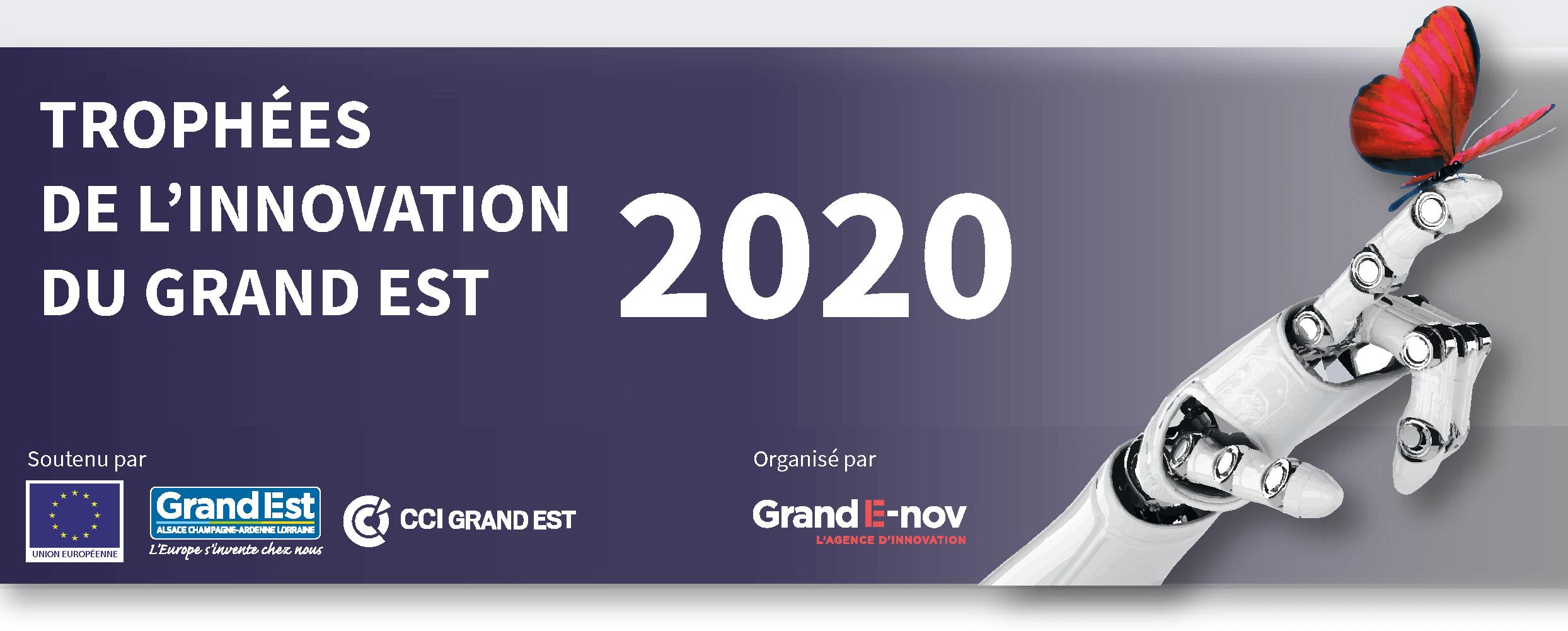 Trophées de l'Innovation du Grand Est